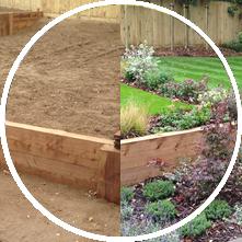 Sunningdale New Build Garden